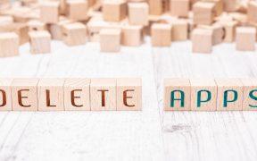 desinstalar apps